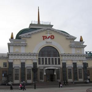 Железнодорожные вокзалы Табунов