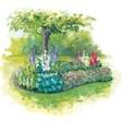 Витязь - иконка «сад» в Табунах
